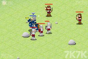 《古罗马战役》游戏画面4