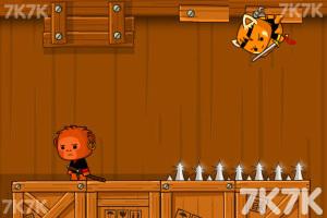 《剑猫一刀流无敌版》游戏画面3