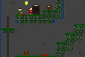 《僵尸地穴3选关版》游戏画面1