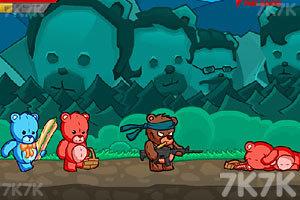 《暴走的泰迪熊》游戏画面3