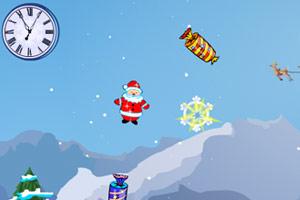 《圣诞礼物大派送》游戏画面1