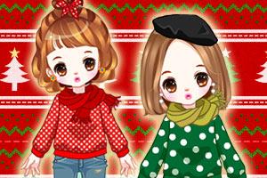 《甜美圣诞风》游戏画面1