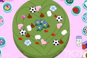 《冰淇淋蛋糕店》游戏画面6