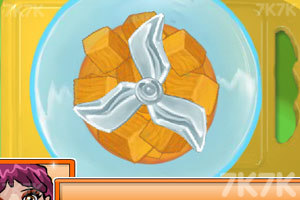《核桃南瓜饼》游戏画面5