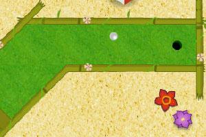 《迷你高尔夫球2》截图1