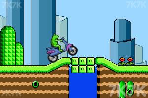 《青蛙环游世界》游戏画面2