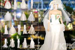 《巴黎浪漫婚纱》游戏画面2