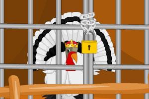 《火鸡女王逃脱》游戏画面1