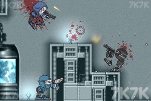 《机械小兵竞技场4》游戏画面3