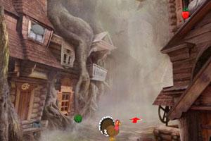 《火鸡山谷逃生》游戏画面1