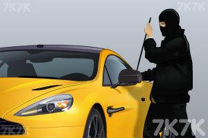 《狂热偷车贼》游戏画面1
