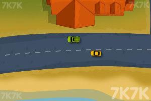 《狂热偷车贼》游戏画面2