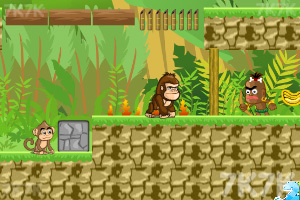 《小猴父子歷險記》截圖2