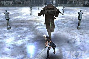 《美少女特工队》游戏画面3