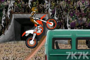《特技摩托车2》游戏画面1