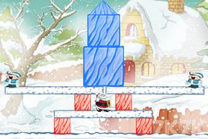 《不愤怒的圣诞老人》游戏画面3