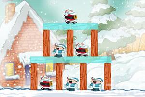 《不愤怒的圣诞老人》游戏画面4