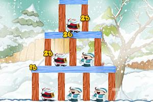 《不愤怒的圣诞老人》游戏画面5