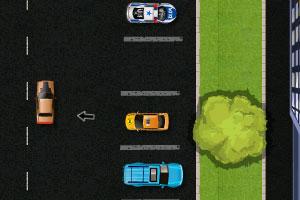 《出租车停车无敌版》游戏画面1