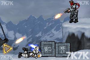 《入侵者2试玩无敌版》截图1