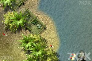 《越南船战》游戏画面3