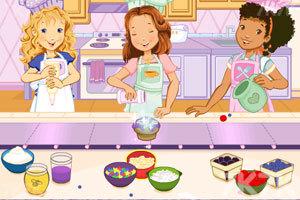 《鲜果蛋糕店》游戏画面1