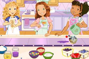 《鲜果蛋糕店》游戏画面3