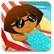 朵拉海边度假