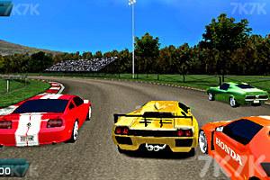 《豪车竞速大赛》游戏画面3