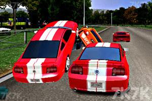 《豪车竞速大赛》游戏画面2