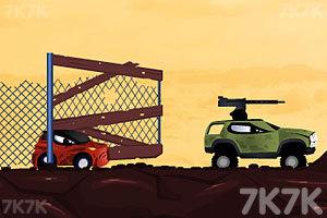 《疯狂轿车逃亡》游戏画面3