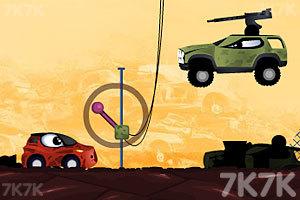 《疯狂轿车逃亡》游戏画面4