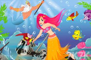 《小美人鱼》游戏画面4
