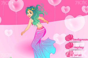 《小美人鱼》游戏画面10