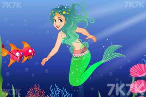 《小美人鱼》游戏画面9