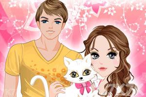 《猫咪情人》游戏画面1