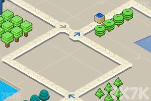 《货车装货》游戏画面1