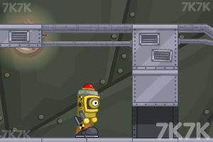 《大眼机器人逃生》游戏画面4