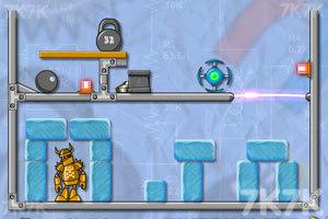 《炸毁机器人2》游戏画面5