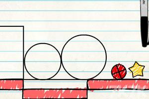 《画线小球》游戏画面4