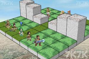 《三国争霸》游戏画面3