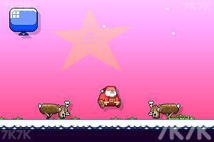 《圣诞老人快点跑2》截图1