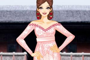 《印尼的传统服饰》游戏画面1