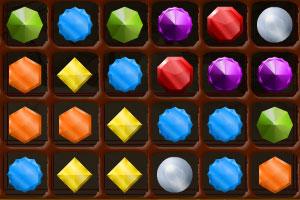 《宝石配对2升级版》游戏画面1