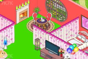 《豪华公主卧室》游戏画面5