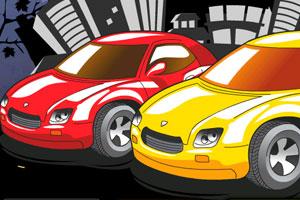 《黑夜非法赛车》游戏画面1
