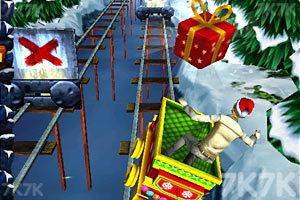 《金矿大冒险圣诞节版》游戏画面2