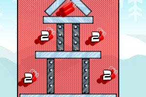 《炸毁建筑2无敌版》游戏画面1