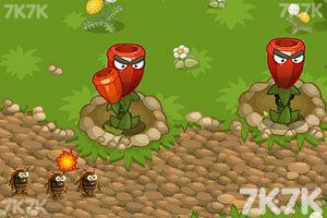 《花园塔防战无敌版》游戏画面3
