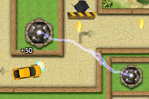 《塔防式停车无敌版》游戏画面1